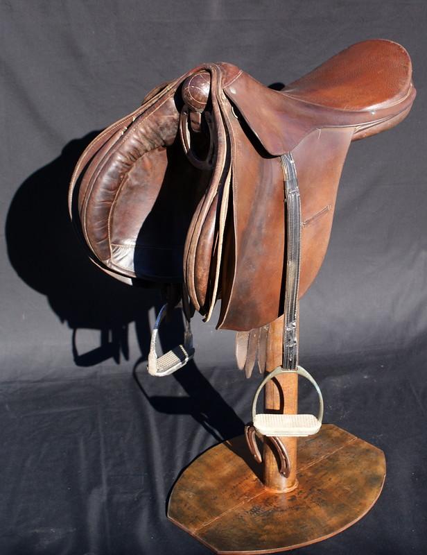 Tabouret saloon - Tabouret ergonomique selle de cheval ...